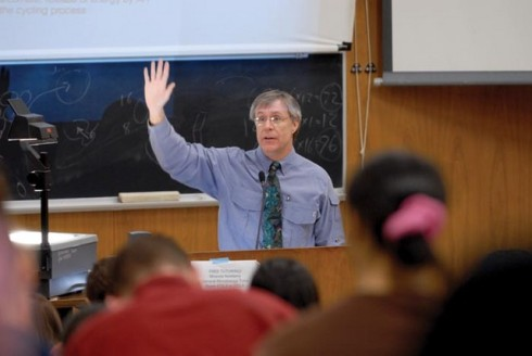 PoliSci Professor