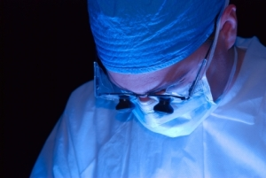 Surgeon at Work