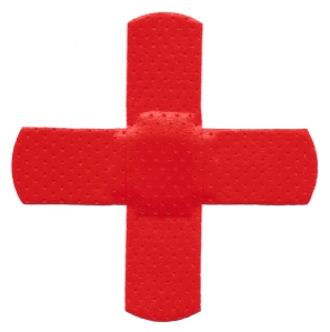 redcrossbandaid