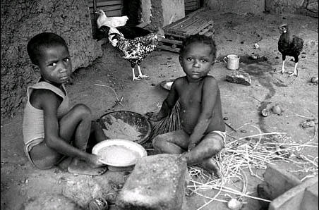 Poverty as a cause for diminishing a persons value of life