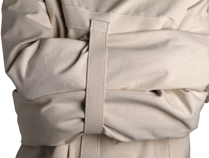 How To Put On A Straight Jacket - JacketIn