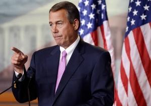 John Boehner - photo MSNBC