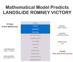 Romney landslide